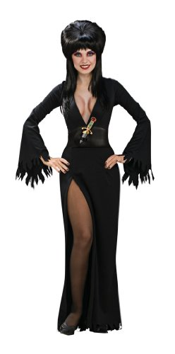 Rubies Costumes Women's Sexy Elvira Adult Costume