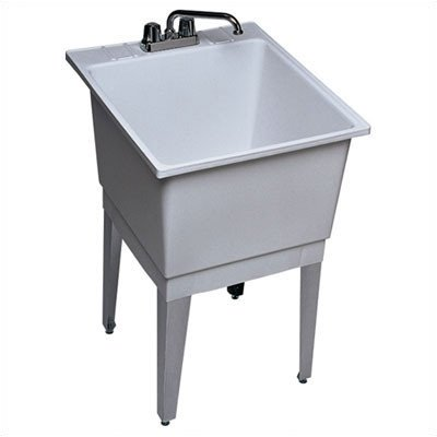 Laundry Room Wash Tub front-625051