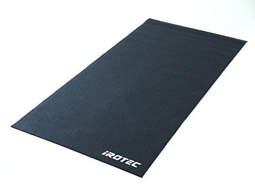 IROTEC(アイロテック)フィットネスマット/ダンベルやトレーニング器具等の衝撃や音の緩和、床の傷防止に