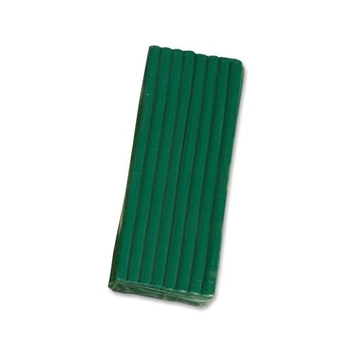 Chenille Kraft Company Modeling Clay, Non-Toxic, 500 Grams, Green SKU-PAS945214