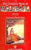 img - for The Complete Works of Kalidasa, Vol. 2: Plays book / textbook / text book