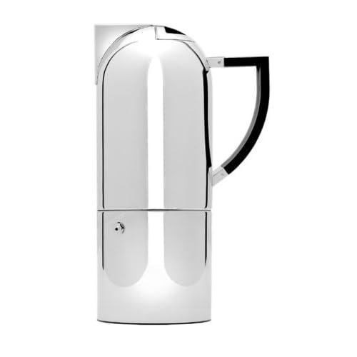 Amazon.com: Nio 6 Cup Espresso Maker By Oliver Hemming