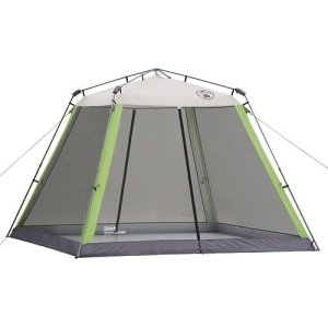 COLEMAN, Coleman 10 ft x 10 ft Screened Canopy