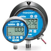 "Ashcroft 45 Industrial Digital 4-1/2"" Pressure Gauge 0/100Psi"
