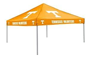 Tennessee Volunteers Orange Tailgate Tent Canopy by Logo