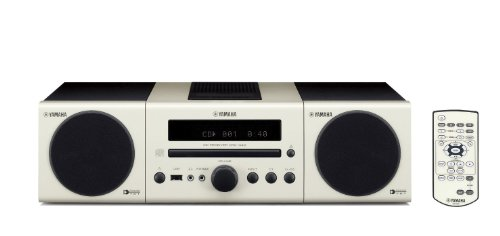 Review and Buying Guide of Buying Guide of Yamaha MCR040WH  White Hi-Fi System includes CD Receiver/Speakers 2 x 15W/USB/iPod Dock/DAB