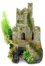 0930-Chateau-Ruine-Classique-30-L-Dcoration-Aquarium-BiOrb