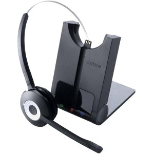 Jabra Pro 930 Headset Jabra Pro 930 Ms Usb Wl Headset Dect 1.9Ghz Optimize For Ms Lync Mono - Wireless - Dect - 393.7 Ft6.80 Khz - Over-The-Head, Behind-The-Neck - Monaural - Ear-Cup - Noise Cancelling Microphone
