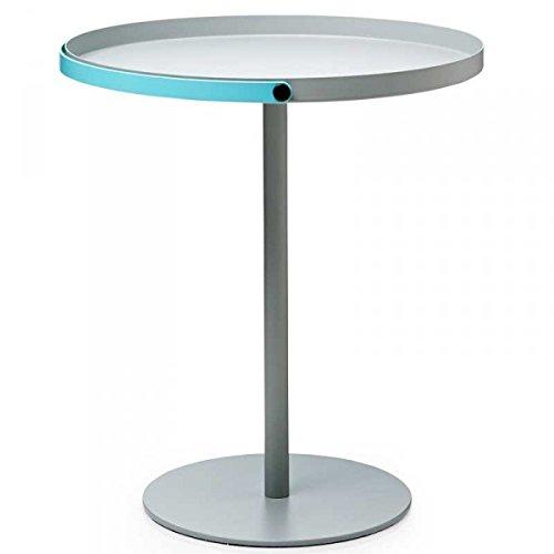 Design Letters Beistelltisch Table To Go, türkis