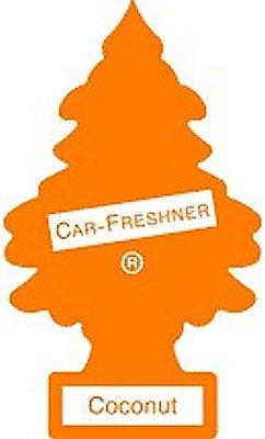 Car Freshener 10317 Little Tree Air Freshener-Coconut