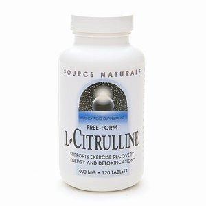 Source Naturals Free-Form L-citrulline 1000 mg