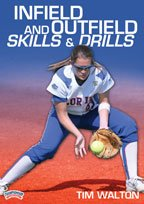 Tim Walton: Infield and Outfield Skills & Drills (DVD) by Championship Productions