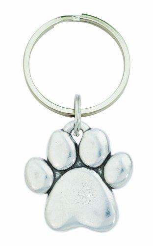 Animal Keychains - Paw Print keychain
