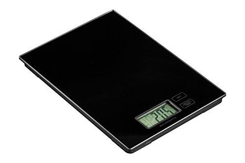 Premier Housewares 0807264 Zing Balance de Cuisine Electronique Verre Noir