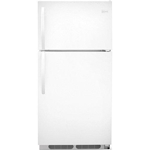 Frigidaire FFTR1514QW 15 Cu.Ft. White Top Mount Refrigerator Reviews