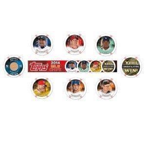 2014 Topps Chipz MLB