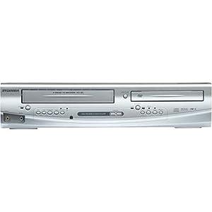 Sylvania DVC845E DVD/VCR Dual-Deck Combo