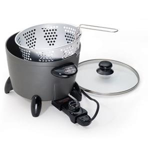 Aluminum Rice Steamer
