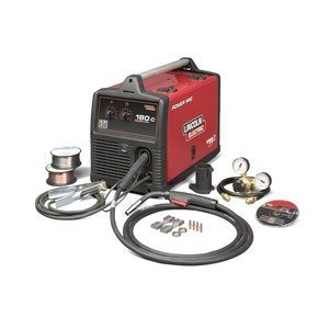 LINCOLN Power MIG 180C Wire Feed Welder K2473-2 from Lincoln®