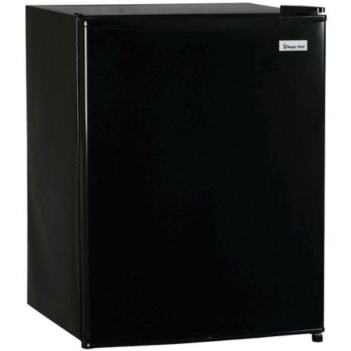 Magic Chef Compact Refrigerator Freezer front-302708