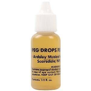 The Original Peg Drops by Ardsley - 1/2 Oz.