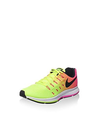 Nike Sneaker Air Zoom Pegasus 33 OC gelb/pink