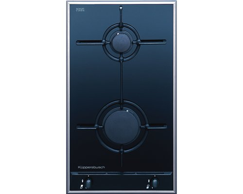 Kuppersbusch GKS 324.0 MF-UL 30cm-12 in. 2 Cooking Zone LP Gas Cooktop