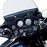 H-D Leather Three-Pocket Fairing Pouch 58900-98B