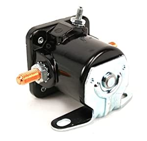Starter Solenoid For Meyer Western Snow Plow