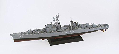 ピットロード 1/350 海上自衛隊護衛艦 DD-161 あきづき 初代 就役時 エッチングパーツ付