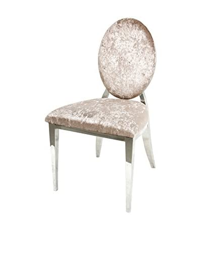 Evergreen Oval Back Chair