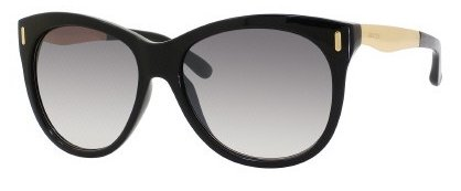 Jimmy Choo Jimmy Choo Sunglasses JC ALLY/S BLACK MY2IC ALLY/S