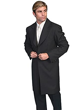 Steampunk Men's Coats Frock Coat  AT vintagedancer.com