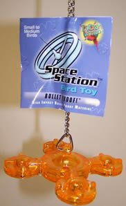 Cheap Lucky Bird Toys Space Station Small Bird Toy (B0002G71X6)