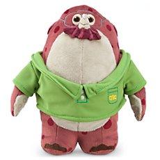 """Don Carlton Disney Mini Bean Bag Plush - 7.5"""" Monsters University"""