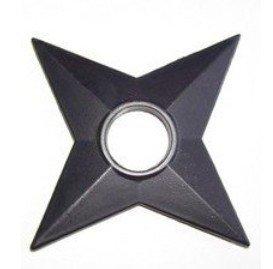PCS Naruto Shuriken Throwing Star real size Plastic: Toys & Games