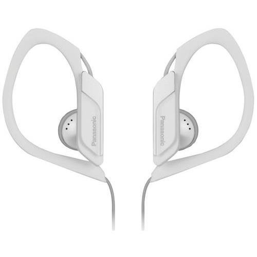 Panasonic Rp-hs34-w Earbud Sports Clip, White наушники затычки panasonic rp hje118gug зеленый