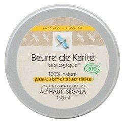 Beurre de Karité biologique 150ml - haut ségala