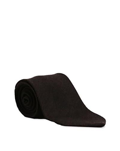 Tom Ford Men's Tie, Dark Brown