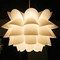ikea knappa ceiling pendant mood lamp modern art light