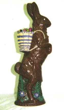 Chocolate Bunny Mold
