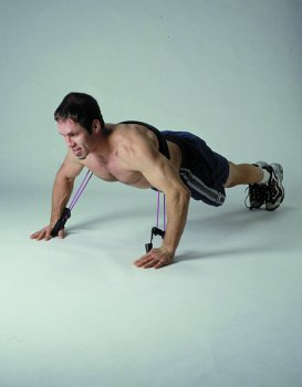 Power Push-Up - The Ultimate in