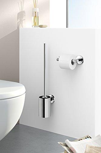 zack portarotolo da bagno 40050 scala toilettenpapierhalter acciaio edelstahl. Black Bedroom Furniture Sets. Home Design Ideas