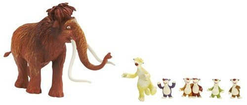 Buy Low Price Mattel ICE AGE 2 THE MELTDOWN SID & PALS FIGURES (B000B652XS)