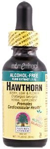 Hawthorn, Alcohol-Free, 1 fl oz (30 ml) by Nature's Answer