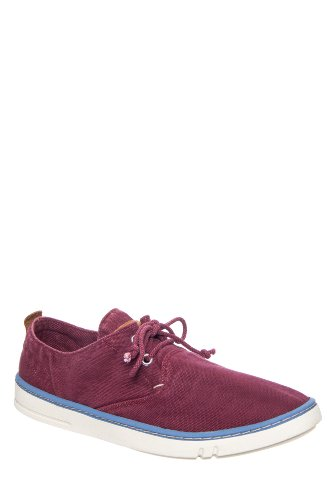 Timberland Men's Earthkeepers Hookset Handcrafted Oxford Sneaker