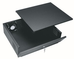 """Vlbx Series Vtr Time Lapse Lockbox With Fan And Filter Size: 8.13"""" H X 20.75"""" W X 20.88"""" D"""