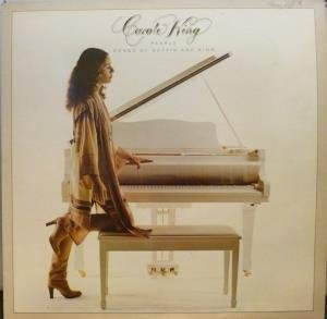 PEARLS - SONGS OF GOFFIN AND KING LP (VINYL ALBUM) UK CAPITOL 1980 by CAROLE KING