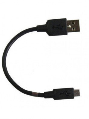 JM Micro USB Charge Cable Flat Wire Soft Short for power bank