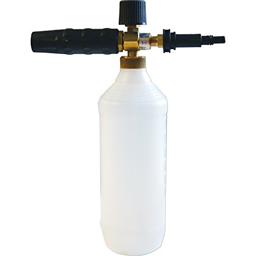 Ar North America Pwfl803Bc Foamer Cannon Lance Bottle With Bayonet Adapter